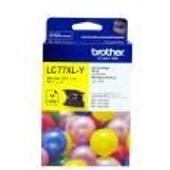 Image for Brother LC77XLY - Super High Yield Yellow Ink Cartridge AusPCMarket