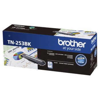 Image for Brother TN-253BK Black High Yield Toner Cartridge AusPCMarket