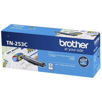 Image for Brother TN-253C Cyan Toner Cartridge AusPCMarket
