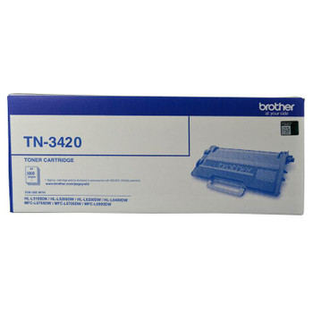 Image for Brother TN-3420 Standard Yield Toner Cartridge AusPCMarket