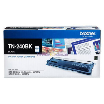 Image for Brother TN-240BK - Black Toner Cartridge AusPCMarket