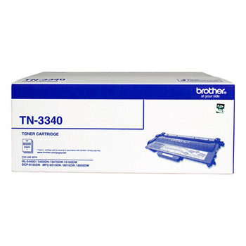 Image for Brother TN-3340 Mono Laser Toner - 8,000 page Yield - Black AusPCMarket