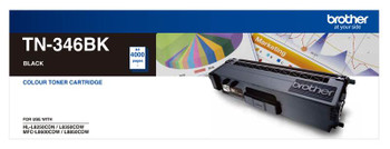 Image for Brother TN-346BK Black Toner AusPCMarket