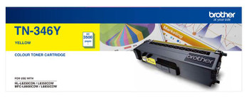 Image for Brother TN-346Y Yellow Toner AusPCMarket