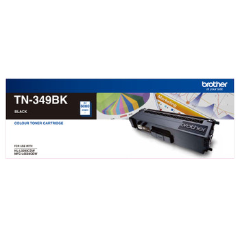 Image for Brother TN-349BK Toner Cartridge Super High Yield (Black) AusPCMarket
