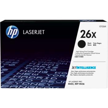 Image for HP 26X High Yield Black Original LaserJet Toner Cartridge (CF226X) AusPCMarket