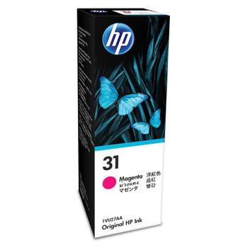 Image for HP31 70ML Original Ink Bottle - Magenta (1VU27AA) AusPCMarket