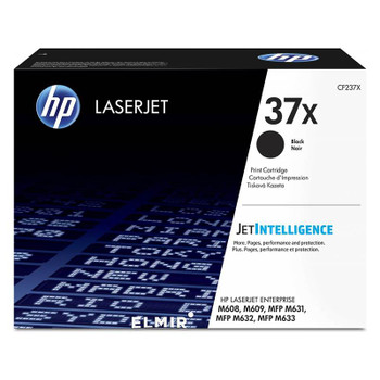 Image for HP 37XLaserJet Toner Cartridge - Black (CF237X) AusPCMarket