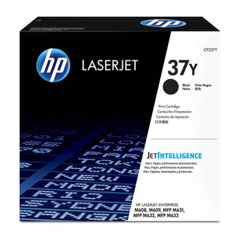 Image for HP 37Y LaserJet Toner Cartridge - Black (CF237Y) AusPCMarket