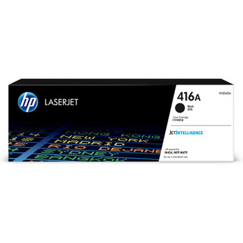 Image for HP 416A Black Original LaserJet Toner Cartridge (W2040A) AusPCMarket