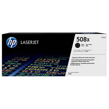Image for HP 508X High Yield Black Original LaserJet Toner Cartridge (CF360X) AusPCMarket