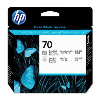 Image for HP 70 130ml Photo Black & Light Grey Printhead (C9407A) AusPCMarket