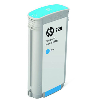 Image for HP728 130ML Ink Cartridge - Cyan (F9J67A) AusPCMarket