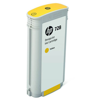 Image for HP728 130ML Ink Cartridge - Yellow (F9J65A) AusPCMarket