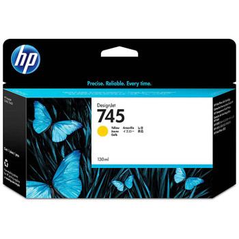 Image for HP745 130ML Ink Cartridge - Yellow (F9J96A) AusPCMarket