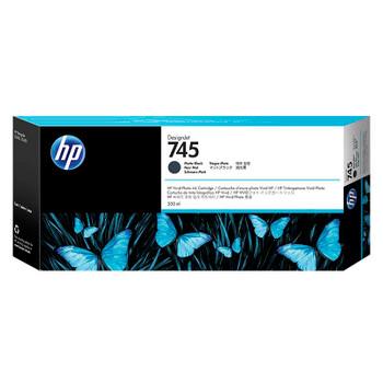 Image for HP745 300ML Ink Cartridge - Matte Black (F9K05A) AusPCMarket