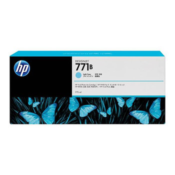 Image for HP771B 775ML Ink Cartridge - Light Cyan (B6Y04A) AusPCMarket