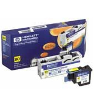 Image for HP 80 Yellow Printhead with Cleaner (C4823A) AusPCMarket