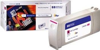 Image for HP 81 Magenta Cartridge 680ml (C4932A) AusPCMarket