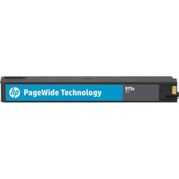 Image for HP 975X High Yield Cyan Original PageWide Cartridge (L0S00AA) AusPCMarket