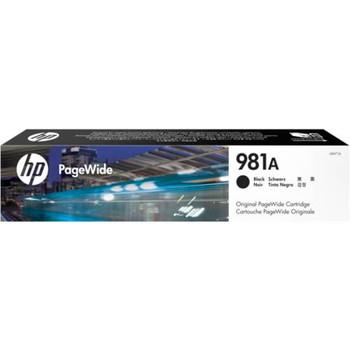 Image for HP 981A Black Original PageWide Cartridge (J3M71A) AusPCMarket