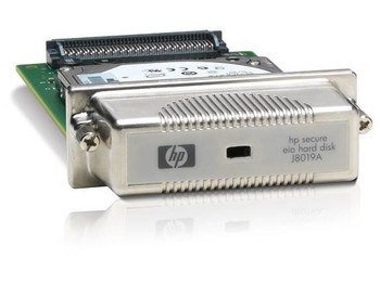 Image for HP J8019A High-Performance Secure EIO Hard Disk for HP Printers AusPCMarket