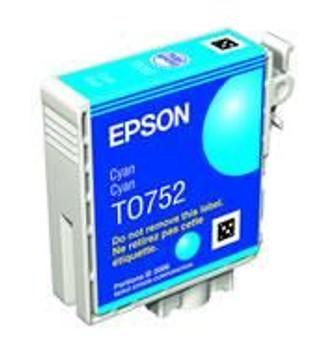 Image for Epson T0752 Cyan Ink Catridge (T075290) AusPCMarket