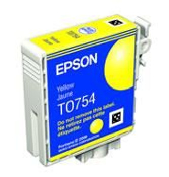 Image for Epson T0754 Yellow Ink Cartridge (T075490) AusPCMarket