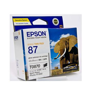 Image for Epson 87 - UltraChrome Hi-Gloss2 - Gloss Optimiser Cartridge AusPCMarket