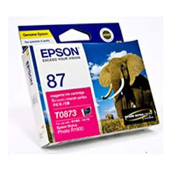 Image for Epson T0873 Magenta Ink 915 pages Magenta AusPCMarket
