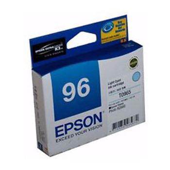 Image for Epson 96 UltraChrome K3 Light Cyan Ink with Vivid Magenta 940 pages AusPCMarket