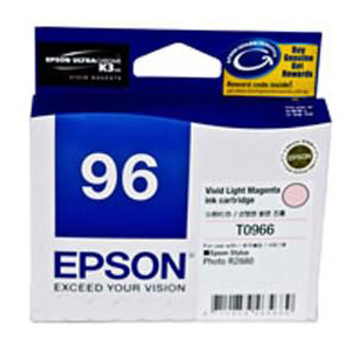 Image for Epson 96 - UltraChrome K3 Ink Cartridge Vivid Magenta 940 pages AusPCMarket
