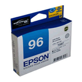 Image for Epson 96 - UltraChrome K3 Light Black Ink with Vivid Magenta 6,210 Pages AusPCMarket