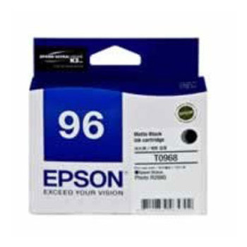Image for Epson 96 - UltraChrome K3 Matte Black Ink with Vivid Magenta 495 Pages AusPCMarket