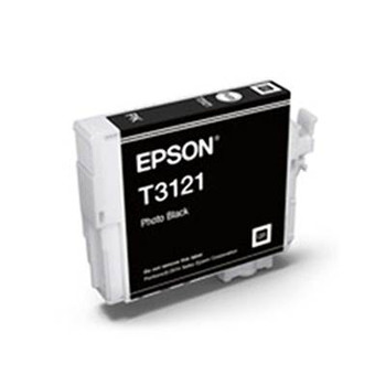 Image for Epson T3121 UltraChrome Hi-Gloss2 Photo Black Ink Cartridge AusPCMarket