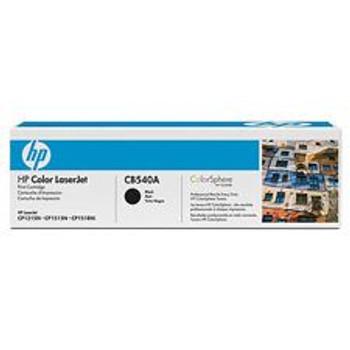 Image for HP Color Laserjet Black Cartridge (CB540A) AusPCMarket