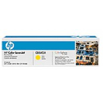Image for HP Color Laserjet Yellow Cartridge (CB542A) AusPCMarket