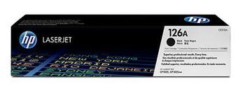 Image for HP 126A Black LaserJet Toner Cartridge (CE310A) AusPCMarket