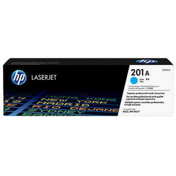 Image for HP #201A Cyan Toner CF401A 1,400 pages AusPCMarket