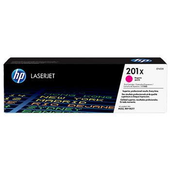 Image for HP #201X Magenta Toner CF403X 2,300 pages AusPCMarket