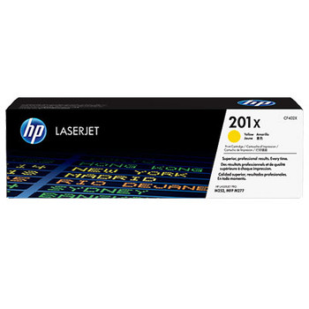 Image for HP #201X Yellow Toner CF402X 2,300 pages AusPCMarket