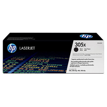 Image for HP 305X Black LaserJet Toner Cartridge (CE410X) AusPCMarket