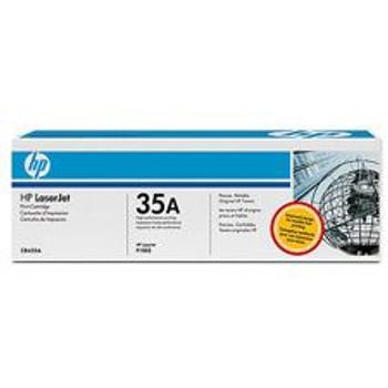 Image for HP 35A Laserjet Black Toner Print Cartridge (CB435A) AusPCMarket