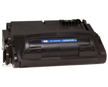Image for HP 42A Black Toner Cartridge 10K pages (Q5942A) AusPCMarket