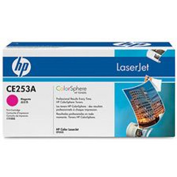 Image for HP Magenta Ink Cartridge for HP CP3525 / CM3530 (CE253A) AusPCMarket