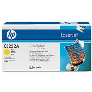 Image for HP Yellow Toner Cartridge 7K pages (CE252A) AusPCMarket