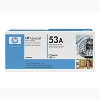Image for HP 53A Black Toner Cartridge (Q7553A) AusPCMarket