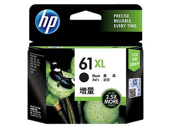 Image for HP CH563WA 61XL High Yield 480 pages Black Original Ink Cartridge AusPCMarket