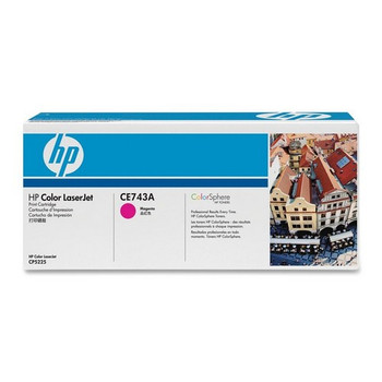 Image for HP 650A Magenta LaserJet Toner Cartridge (CE273A) AusPCMarket