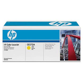 Image for HP 650A Yellow LaserJet Toner Cartridge (CE272A) AusPCMarket